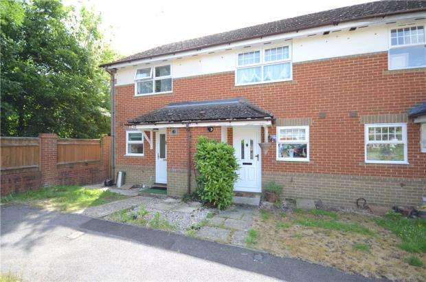 2 Bedrooms Terraced House for sale in The Topiary, Farnborough, Hampshire