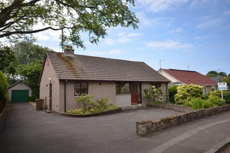 3 Bedrooms Detached Bungalow for sale in 4 Woodend Road, Alloway, KA7 4QR