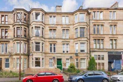 2 Bedrooms Flat for sale in Meadowpark Street, Dennisotun, Glasgow, Lanarkshire