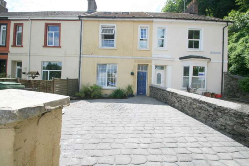 3 Bedrooms Terraced House for sale in Fore Street, Plympton St Maurice