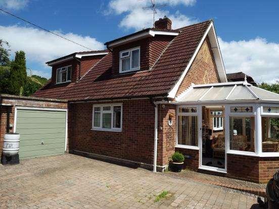 4 Bedrooms Detached House for sale in Ellisfield, Basingstoke, Hampshire