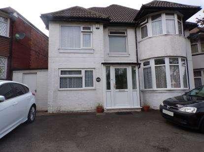 4 Bedrooms Detached House for sale in Island Road, Birmingham, West Midlands