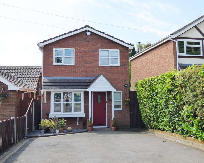 3 Bedrooms Detached House for sale in 6c Hunts Lane, Short Heath, Willenhall, WV12 5NZ