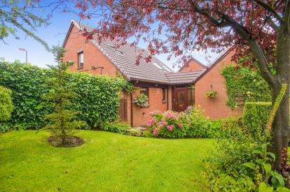4 Bedrooms Detached House for sale in Rowan Croft, Clayton-Le-Woods, Chorley, Lancashire, PR6