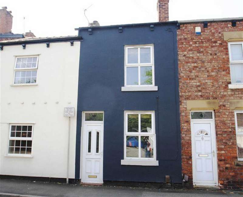 2 Bedrooms Terraced House for sale in Station Road, Handforth