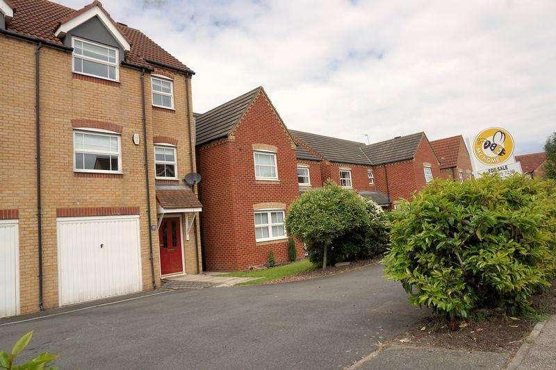 4 Bedrooms Town House for sale in Ewehurst Road, Stanley