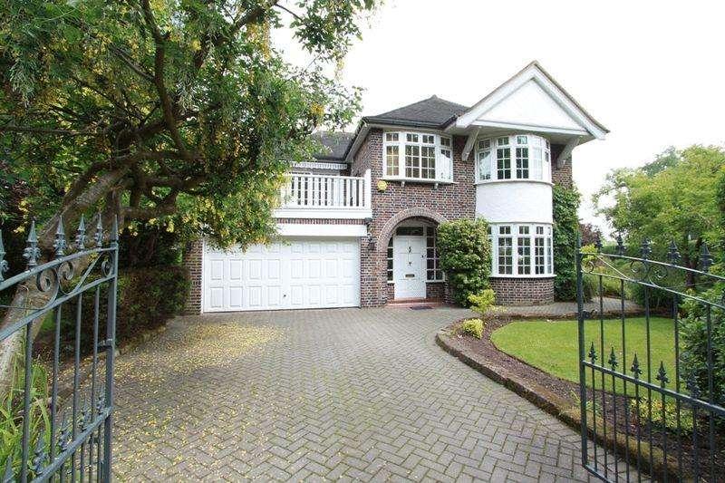 4 Bedrooms Detached House for sale in Sneyd Avenue, Westlands