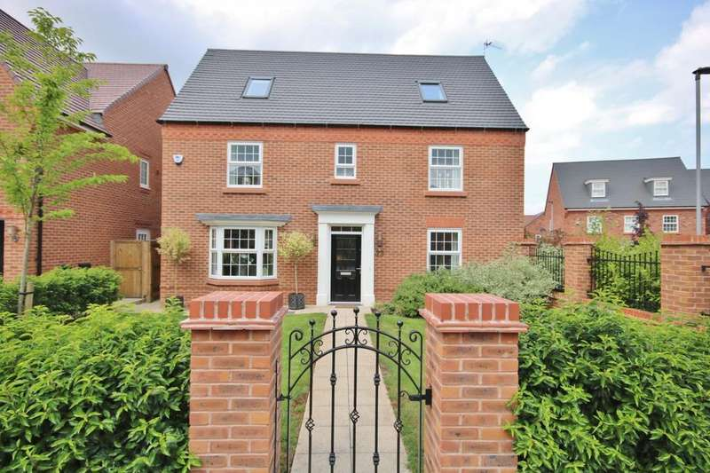 5 Bedrooms Detached House for sale in Bramwell Way, Wilmslow
