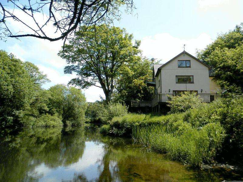 5 Bedrooms Detached House for sale in Cenarth, Newcastle Emlyn