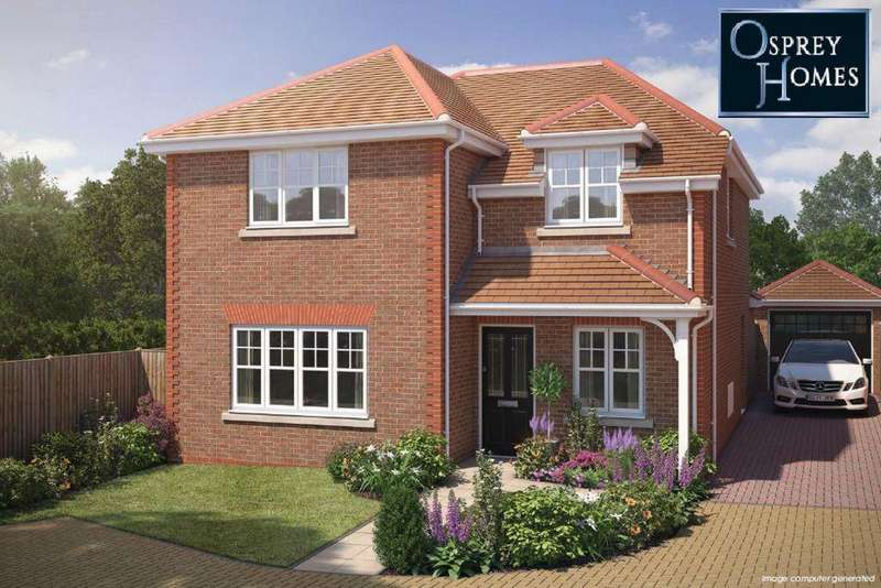 4 Bedrooms Detached House for sale in Birch Grove, Potters Bar, EN6
