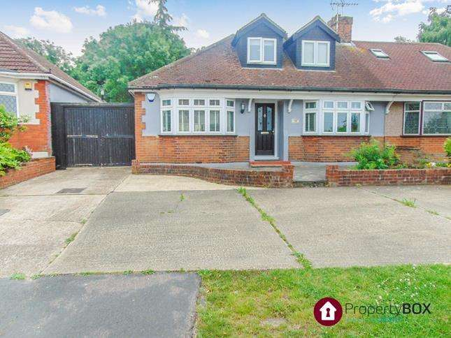 4 Bedrooms Semi Detached House for sale in Purfleet Road, South Ockendon, Essex, RM15 4DS