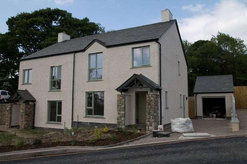 4 Bedrooms Semi Detached House for sale in 2 Oak Fold, Crosthwaite, Kendal, Cumbria, LA8 8HU