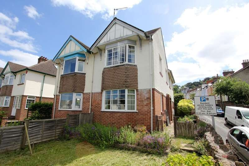 3 Bedrooms Semi Detached House for sale in Torquay Road, Newton Abbot