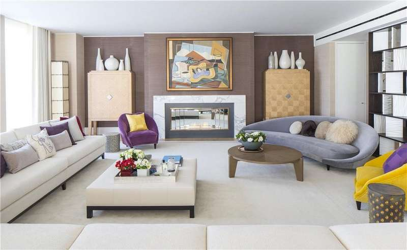 4 Bedrooms Flat for sale in Holland Green, Kensington, London, W8