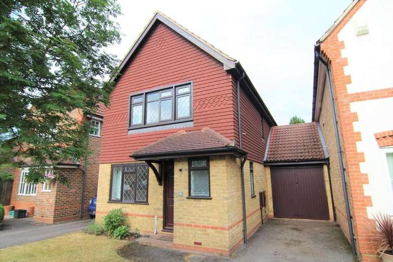 3 Bedrooms Link Detached House for sale in Goldsmith Close, Finchampstead, Wokingham, Berkshire, RG40 4YP
