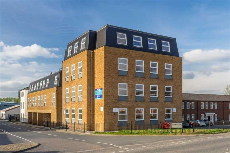 2 Bedrooms Flat for sale in Enterprise House, Grovebury Road, Leighton Buzzard