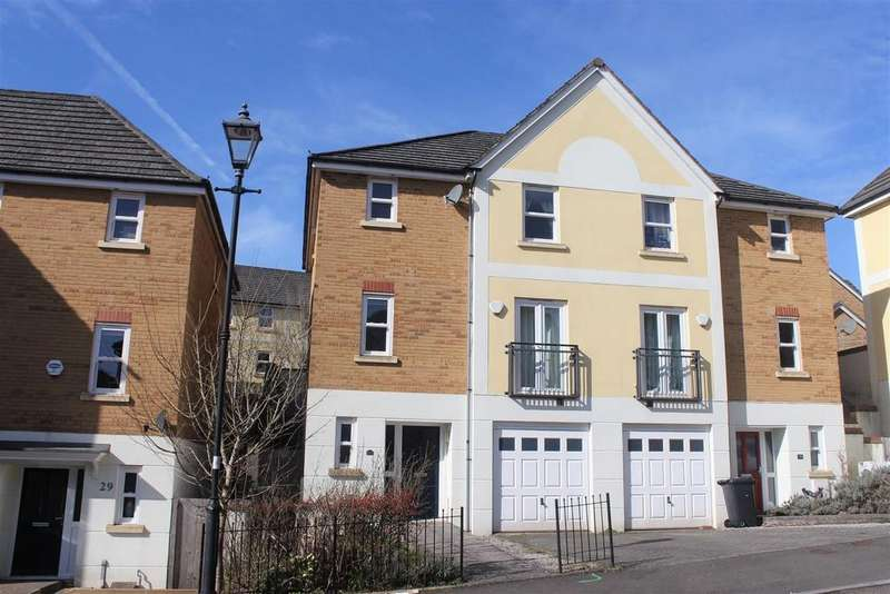 3 Bedrooms Semi Detached House for sale in Kingsley Ave, Torquay