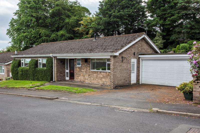3 Bedrooms Detached House for sale in Rudland Way , High Etherley , Bishop Auckland , County Durham