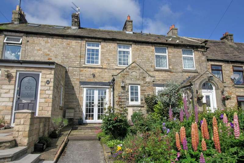 2 Bedrooms Terraced House for sale in Low Startforth Road, Barnard Castle