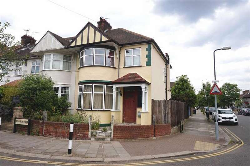 3 Bedrooms End Of Terrace House for sale in College Road, Kensal Rise, NW10
