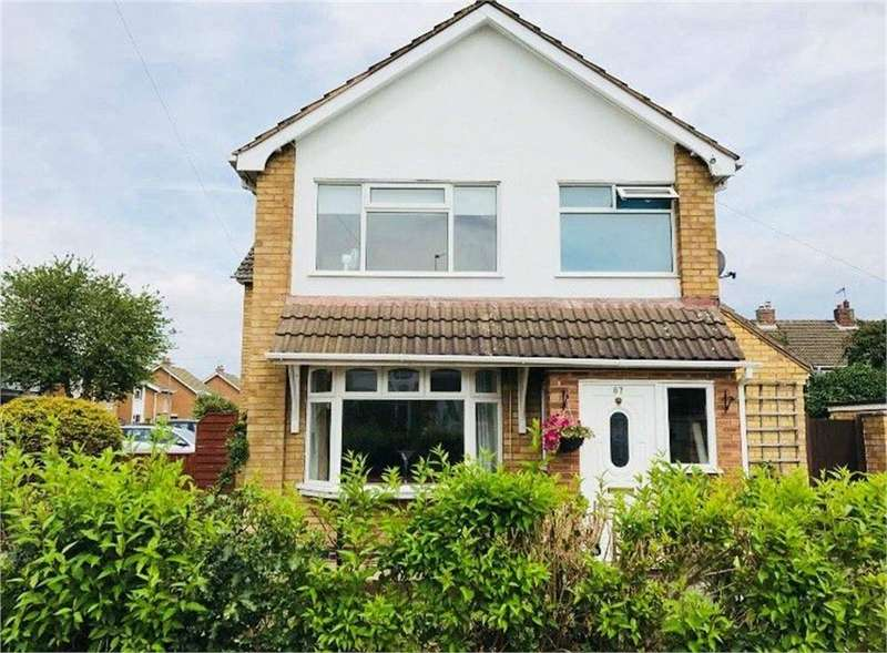 3 Bedrooms Semi Detached House for sale in Rockhill Drive, Mountsorrel, Loughborough, Leicestershire