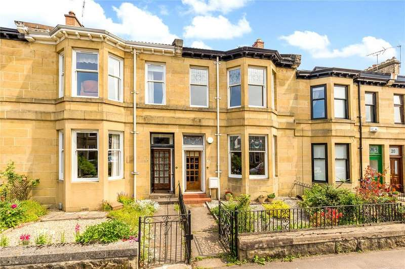 4 Bedrooms Terraced House for sale in King Edward Road, Jordanhill, Glasgow, G13