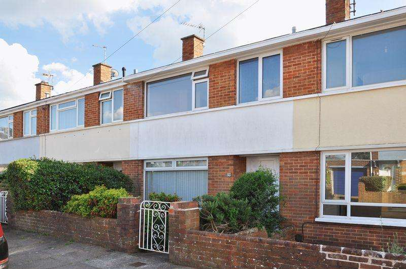 3 Bedrooms Terraced House for sale in Wonford