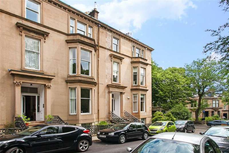 3 Bedrooms Apartment Flat for sale in Upper Duplex, Huntly Gardens, Dowanhill, Glasgow