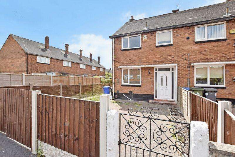 2 Bedrooms End Of Terrace House for sale in Sycamore Road, Runcorn