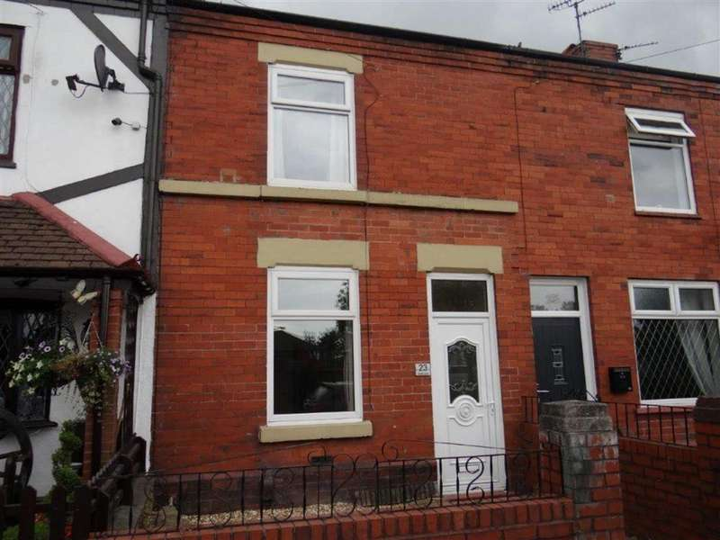 2 Bedrooms Terraced House for sale in Sandy Lane, Lowton