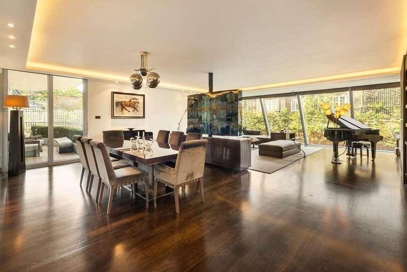 4 Bedrooms Maisonette Flat for sale in Chesham Place, Belgravia, London, SW1X