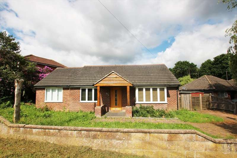 3 Bedrooms Bungalow for sale in Hedge End, Southampton