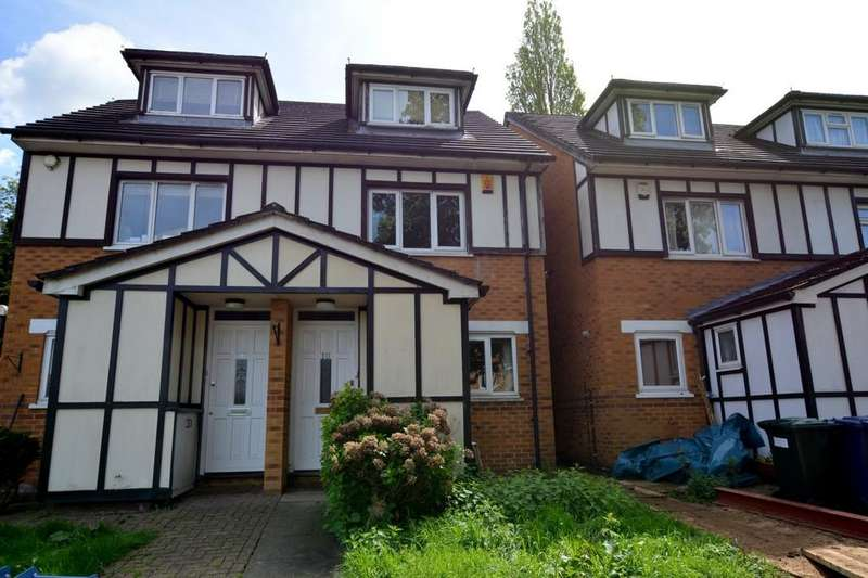 3 Bedrooms Semi Detached House for sale in Rickard Close, London