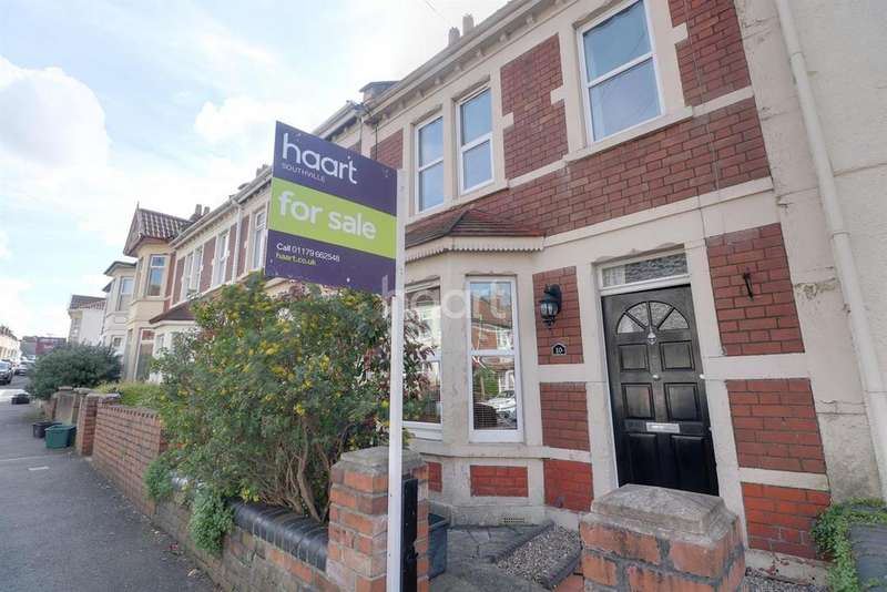 2 Bedrooms Terraced House for sale in Upper Sandhurst Road, Bristol, BS4