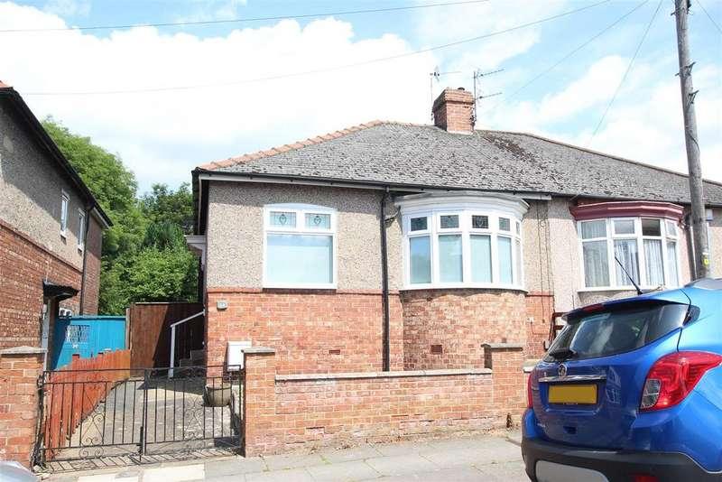 2 Bedrooms Semi Detached Bungalow for sale in Prior Street, Darlington