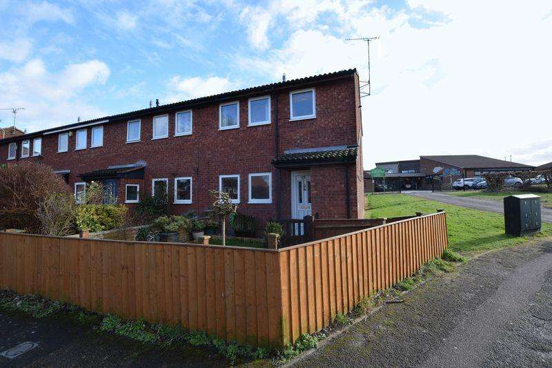 3 Bedrooms End Of Terrace House for sale in Cole Road, Aylesbury