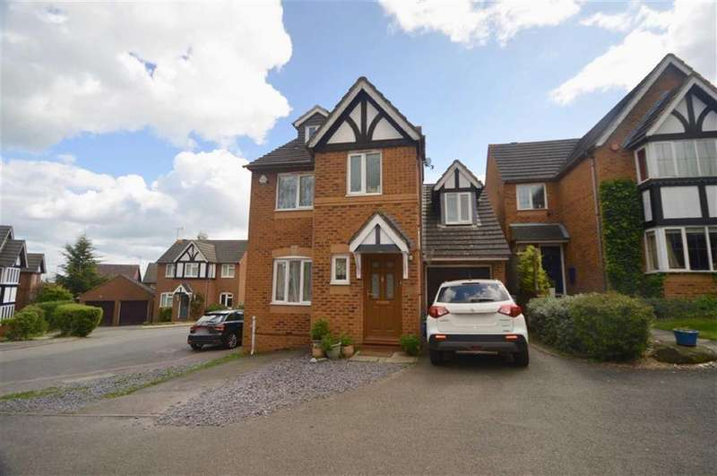 4 Bedrooms Detached House for sale in Raphael Close, Shenley, Herts