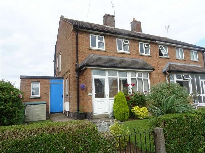 3 Bedrooms Semi Detached House for sale in Brookfield, Sharnford