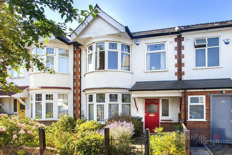 3 Bedrooms Terraced House for sale in Egerton Gardens, London, NW4