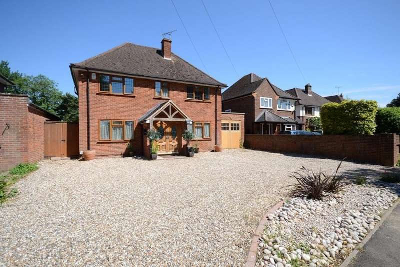 4 Bedrooms Detached House for sale in Westwood Road, Tilehurst, Reading