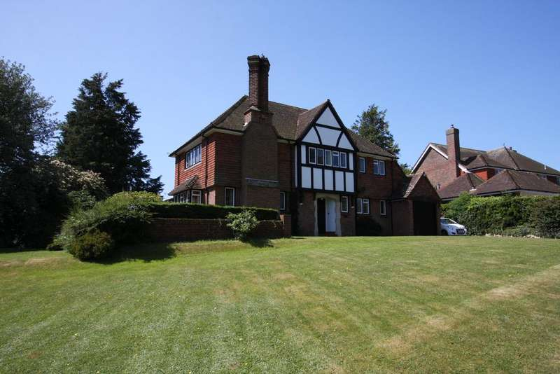 4 Bedrooms Detached House for sale in The Ridgeway, Friston BN20