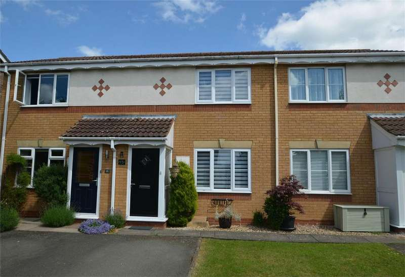 2 Bedrooms Terraced House for sale in Eisenhower Road, SHEFFORD, Bedfordshire
