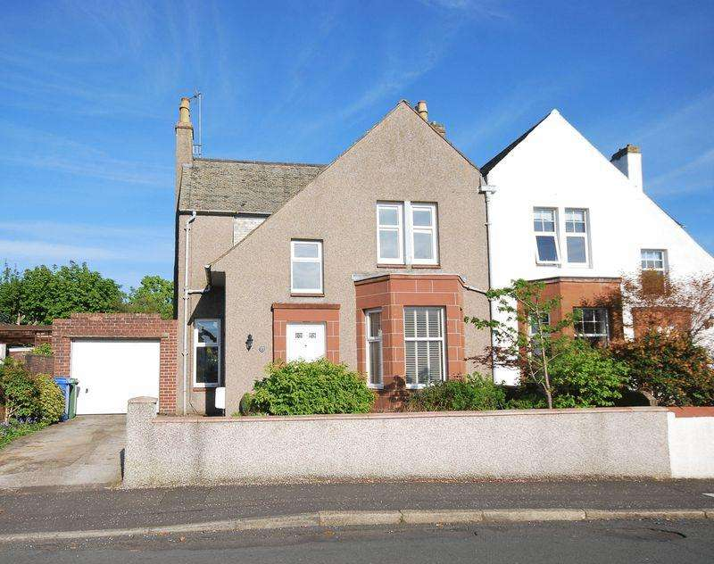 3 Bedrooms Semi-detached Villa House for sale in 27 Inverkar Road, Ayr, KA7 2JS