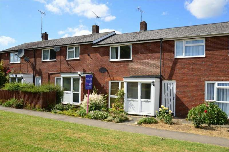 2 Bedrooms Terraced House for sale in Swallow Gardens, HATFIELD, Hertfordshire