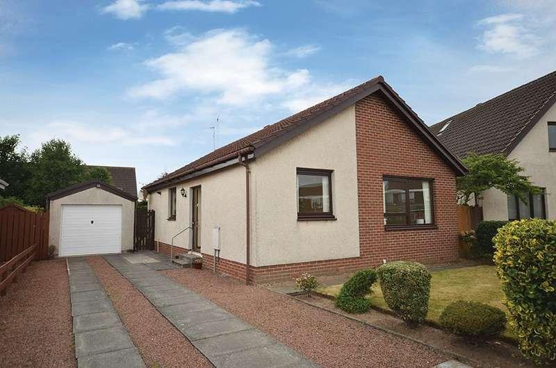 3 Bedrooms Detached Bungalow for sale in 4 Adams Court, Troon Barassie, KA10 6XG