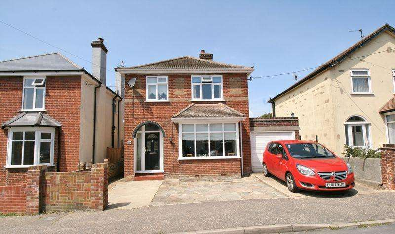 3 Bedrooms Detached House for sale in John Street, Brightlingsea,
