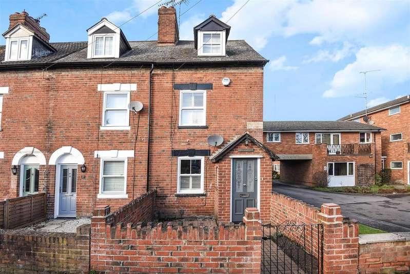 3 Bedrooms End Of Terrace House for sale in Barkham Road, Wokingham, Berkshire RG41 2RG