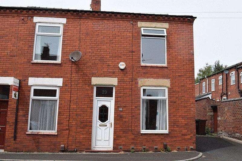 2 Bedrooms Semi Detached House for sale in Horrocks Street, Tyldesley M29 8FR