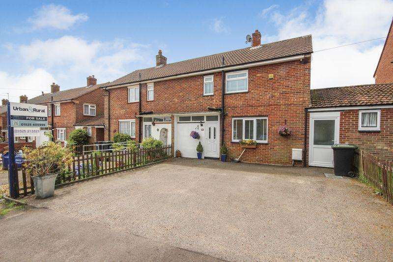 3 Bedrooms Semi Detached House for sale in Dukes Road, Ampthill