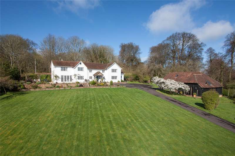 5 Bedrooms Detached House for sale in Kite Hill, Selborne, Alton, Hampshire, GU34